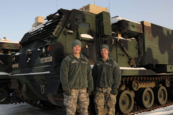 Army Multiple Launch Rocket Systems Repairer - MOS 94P