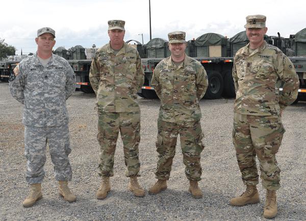Army Transportation Officer