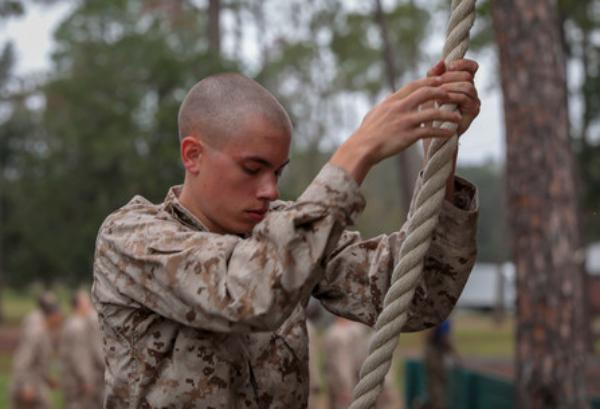 marine boot camp