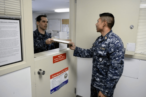 navy disqualifiers medical