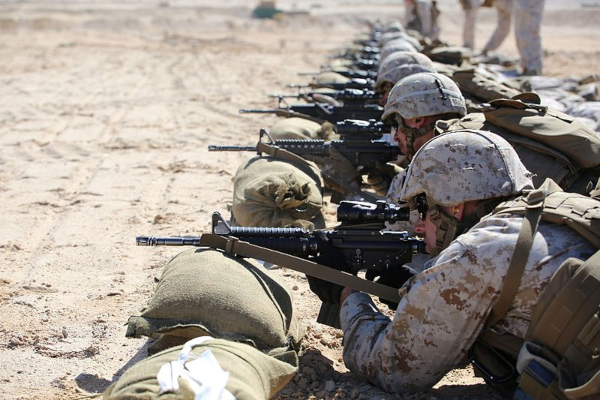 Marine Infantry Guide
