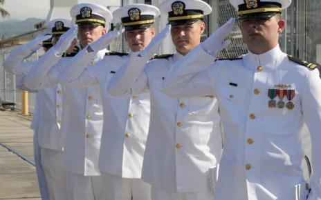 best navy officer jobs