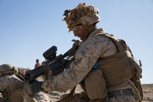 marine corps infantry mos