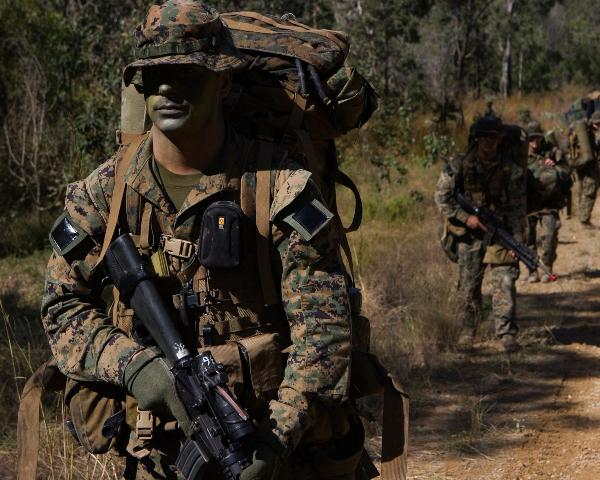 marine corps jobs