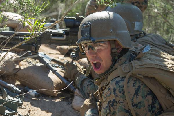 marine infantry mos