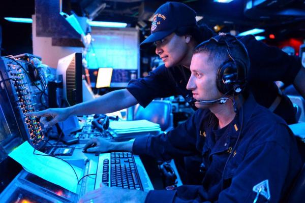 naval intelligence officer