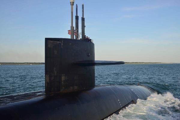 navy nupoc