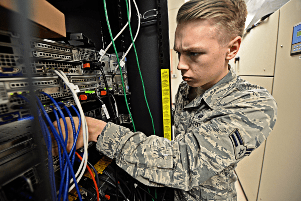 Air Force Cyber Transport Systems (3D1X2): Career Profile