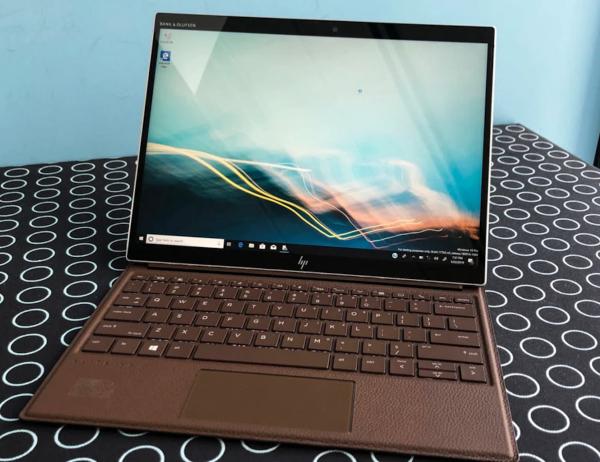 HP military grade laptop