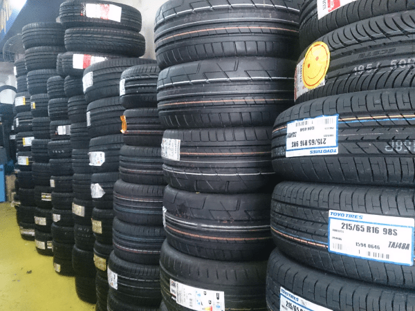 Military Discount on Tires