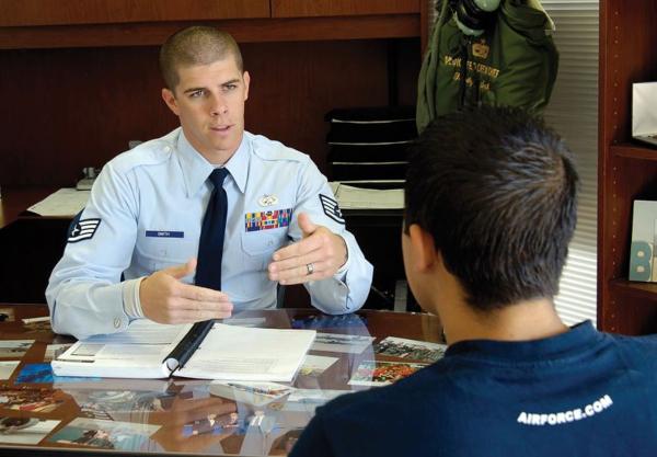 us air force recruiter locator