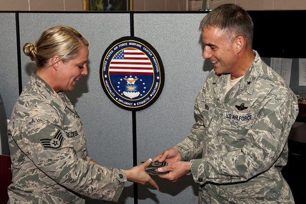 Air Force Promotion from Staff Sergeant to Tech Sergeant