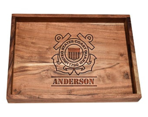 Coast Guard Bar Tray