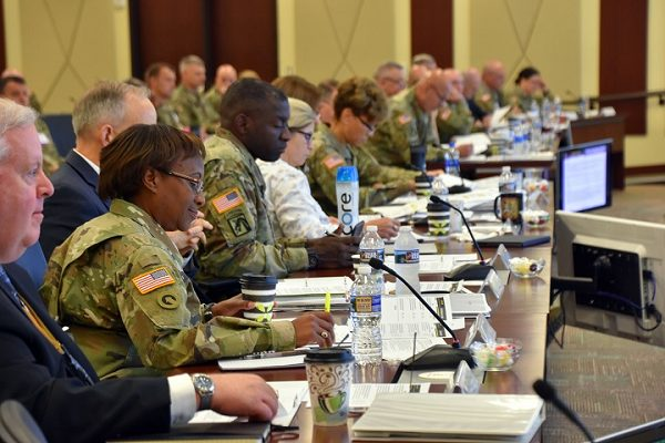 DOD Leaders discuss hospital transition of the administration