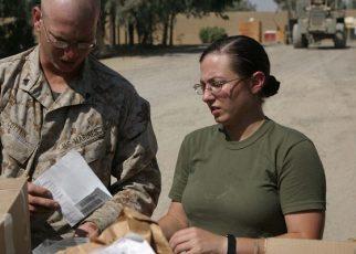 USMC Maintenance Management Specialist - MOS 0411