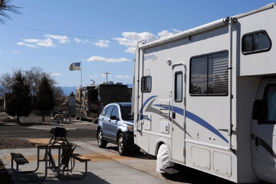 desert eagle rv park - best military campgrounds