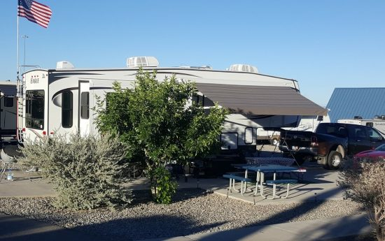 fort bliss military rv park