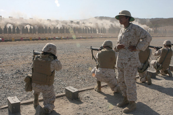 usmc combat marksmanship coach