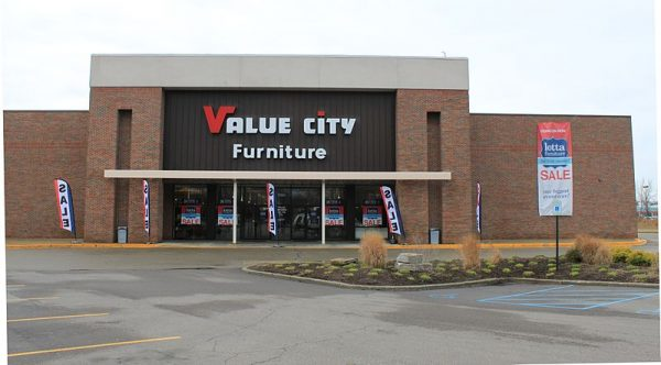 value city furniture military discount