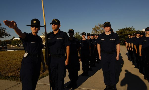 Coast Guard Basic Training