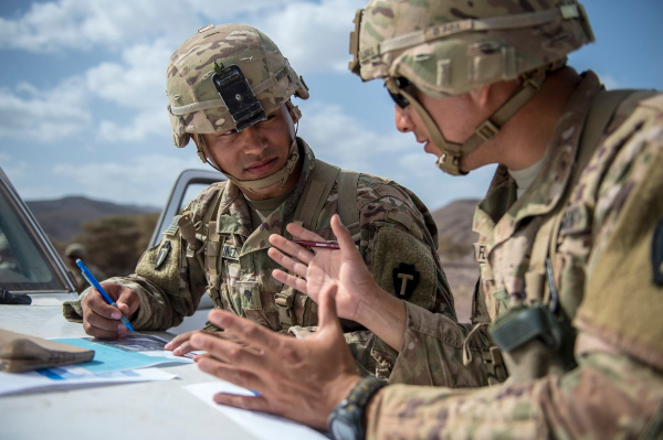 army communications mos