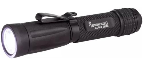 browning alpha elite tactical flashlight