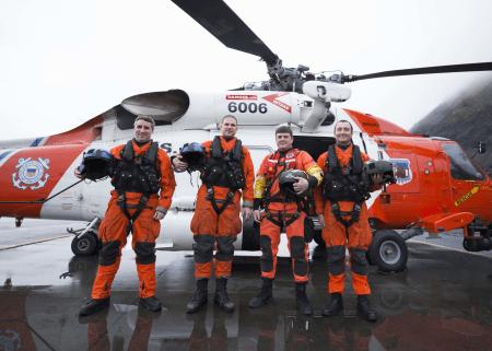 coast guard base in kodiak alaska
