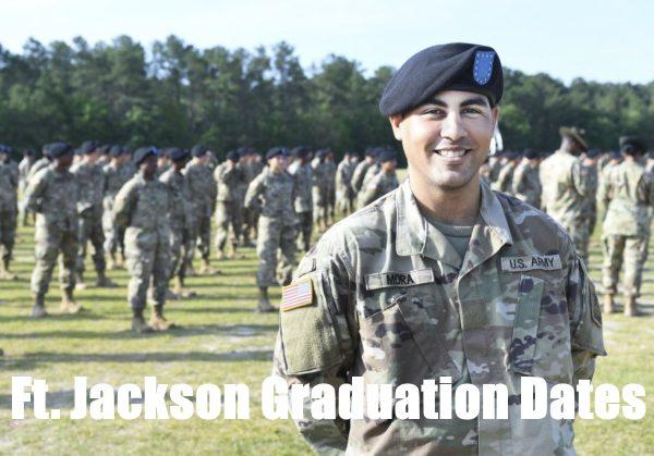 fort jackson basic training graduation dates