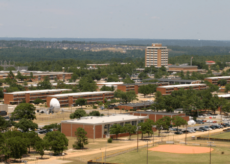 ft gordon army base in georgia