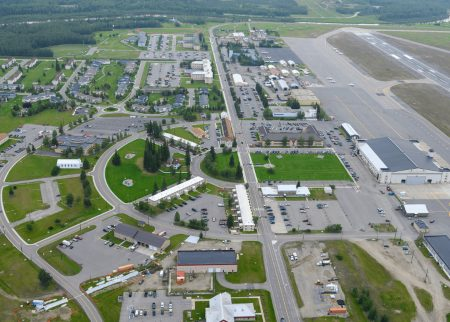 ft wainwright army base in alaska