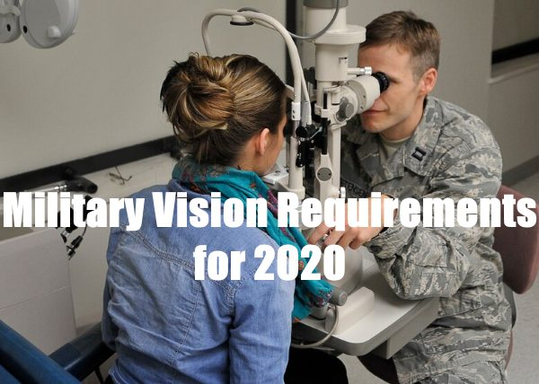 military vision requirements for 2020