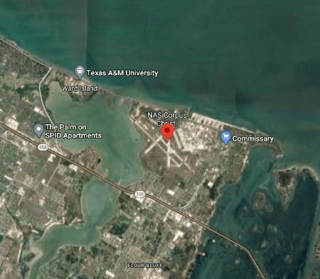 nas corpus christi - navy base in texas