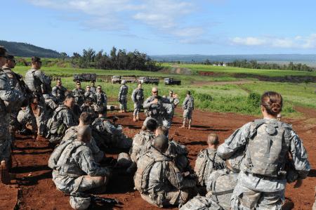 schofield barracks - military bases in hawaii