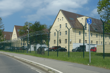 usag stuttgart military base in germany