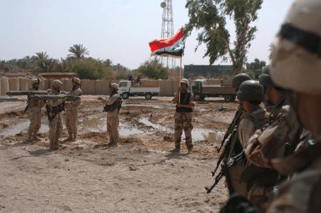 abu ghraib fob army base in iraq