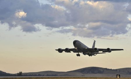 fairchild air force base in washington state