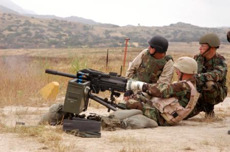 Marine Corps Reserve Training