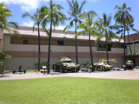 fort derussy army base in hawaii