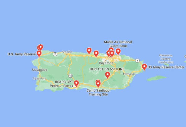 military bases in puerto rico