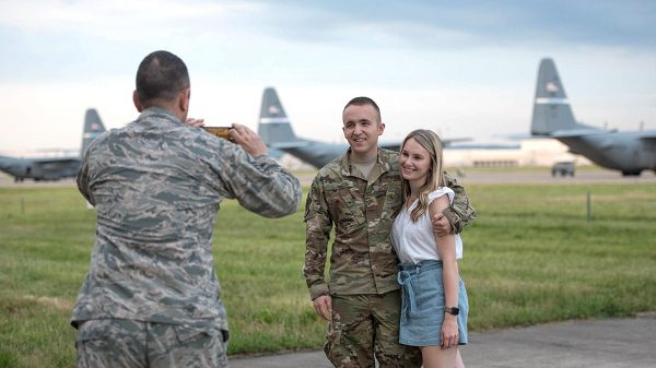 Keeping your long distance military relationship going