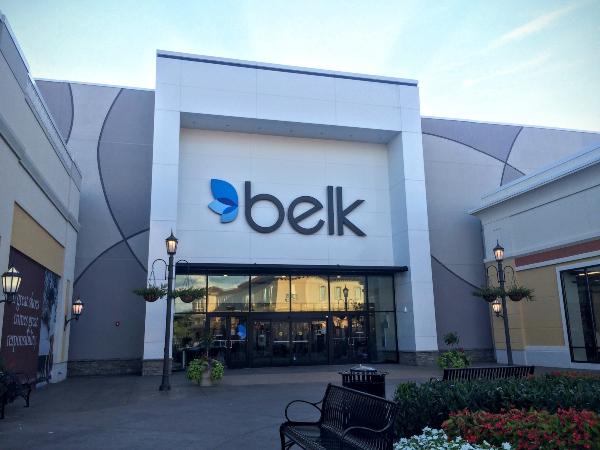 belk military discount