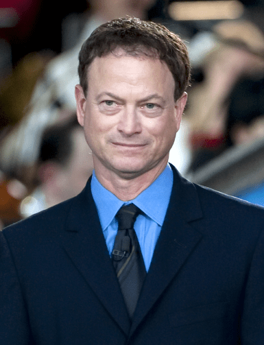 gary sinise did not serve in the military