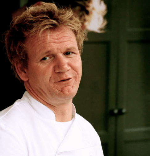 gordon ramsay did not serve in the military