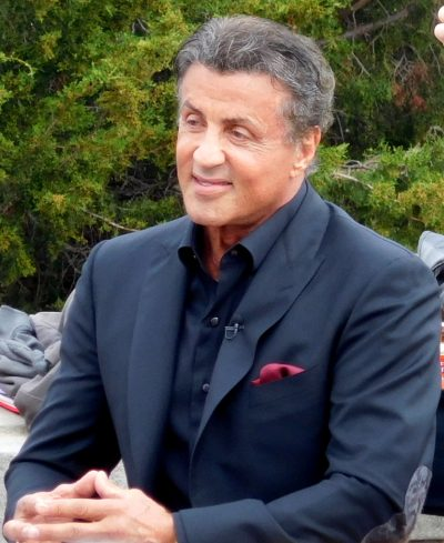 sylvester stallone did not serve in the military
