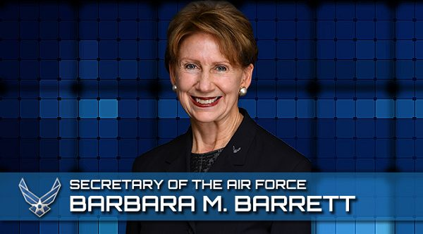 Secretary of The Air Force is a part of the Air Force Chain of Command