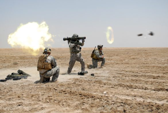 army special forces anti tank weapons