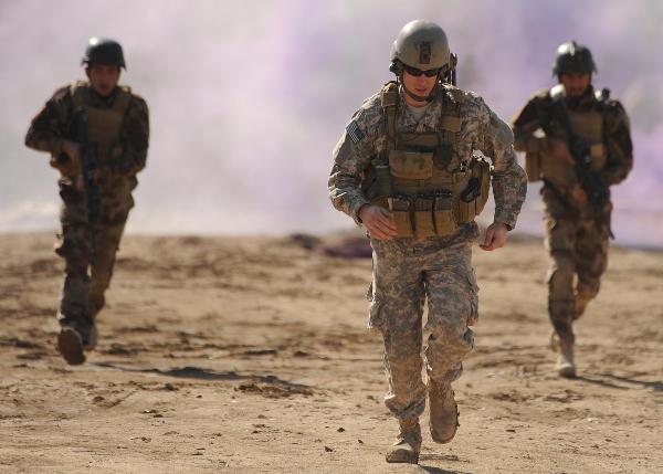 military click