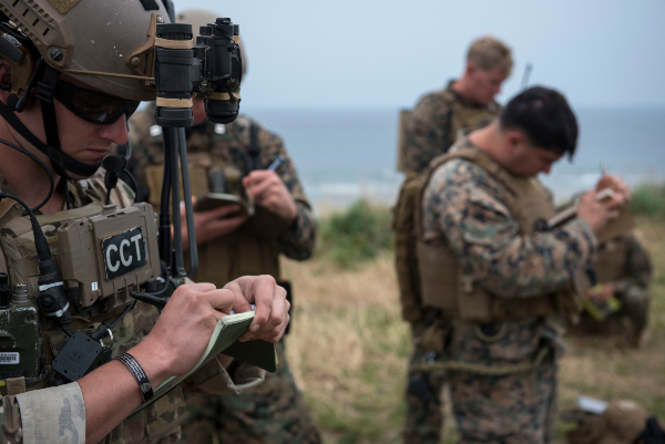 special forces marines