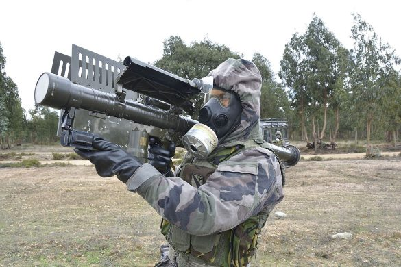 stinger missile used by army rangers