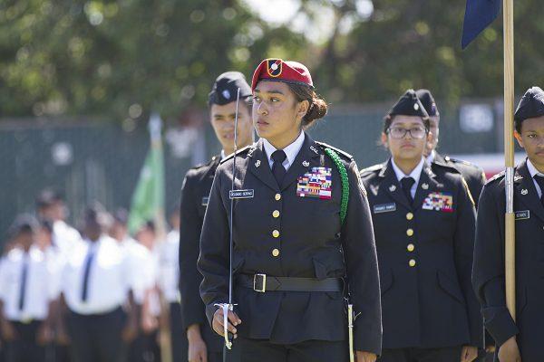 military schools in california